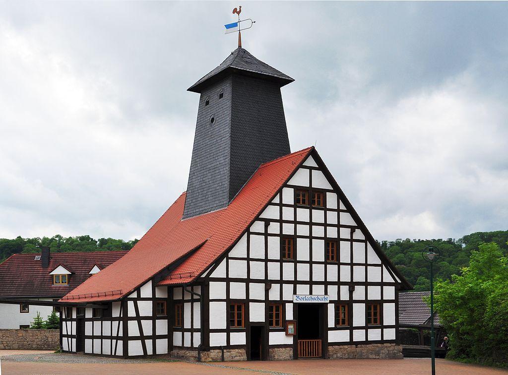 Borlachschacht