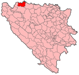 BosanskaDubica Municipality Location.png