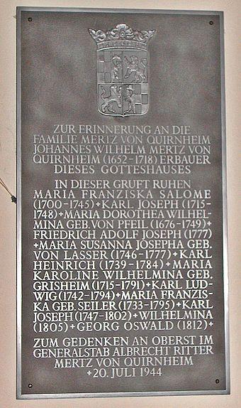 Merz von Quirnheim - Wikiwand