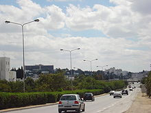Photo de l'avenue Mohamed-Bouazizi.
