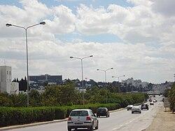 Boulevard du 7 novembre