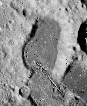 Bowditch (crater) - Image: Bowditch crater AS15 M 2220