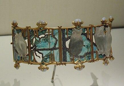 Bracelet Lalique Musée Gulbenkian