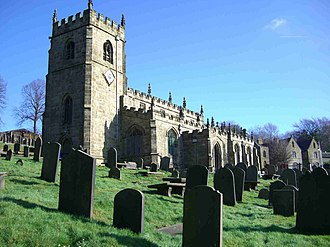 Church of St Nicholas, Bradfield - Image: Bradfield Church 3