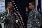 Brainerd Soldier Reenlists in Iraq DVIDS146351.jpg