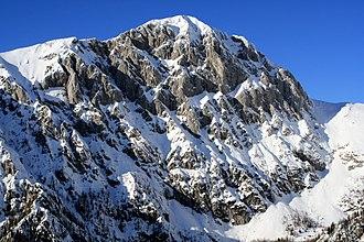 Brana (mountain) - Brana