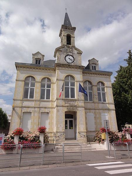 Brancourt-le-Grand (Aisne) mairie