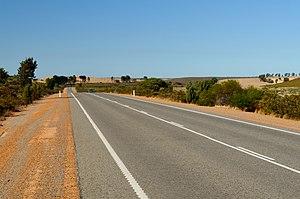 Brand Highway - Image: Brand Hwy nr Warradarge, 2014(2)
