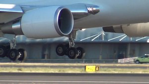 Fail:Brand New UPS N346UP 767-300ER Landing Portland Airport (PDX).ogv