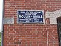 Braye-en-Laonnois (Aisne) Canal de l'Oise à l'Aisne, écluse nr 10 de Moulin-Brulé, plaque.JPG