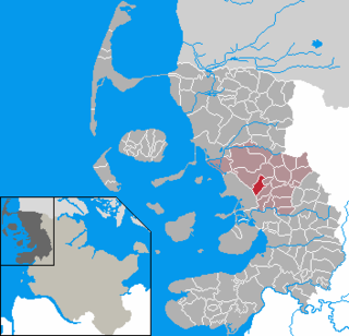 Bredstedt,  Schleswig-Holstein, Deutschland