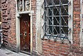 Bremen, Böttcherstraße, Tür und Fenster.JPG