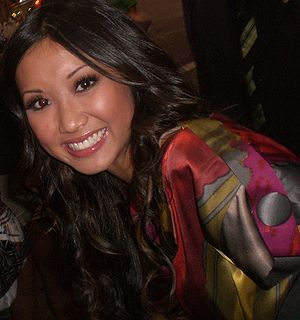 Brenda Song - Song at The Cheetah Girls: One World premiere on August 12, 2008
