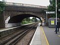 Brentford station look west beyond road bridge.JPG
