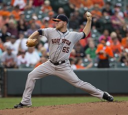 Brett Oberholtzer on July 31, 2013