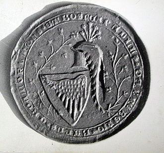 Paul I Šubić of Bribir - Image: Bribir 6 2