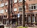 Brick house facades in old Amsterdam city - free photo, Fons Heijnsbroek.jpg