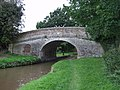 Bridge 37 Shropshire Union Canal near Whitchurch - geograph.org.uk - 50547.jpg