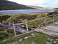 Bridge by Loch Errochty - geograph.org.uk - 37421.jpg
