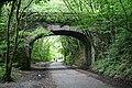 Bridge over the Old Railway Line - geograph.org.uk - 883052.jpg