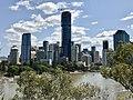 Brisbane Skytower under construction in September 2018, 01.jpg