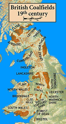 Coal Mining In The United Kingdom Wikipedia