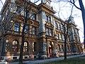Brno, Šujanovo náměstí, bývalá SPŚ (2).JPG