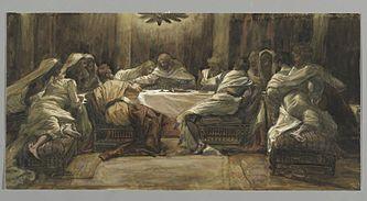 Last Supper In Christian Art Wikipedia