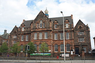 Robert Wilson (architect) - Broughton Road Primary School, Edinburgh