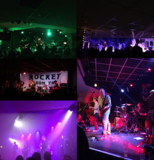 Brudenell Social Club - Image: Brudenell Social Club, 100 year anniversary gigs