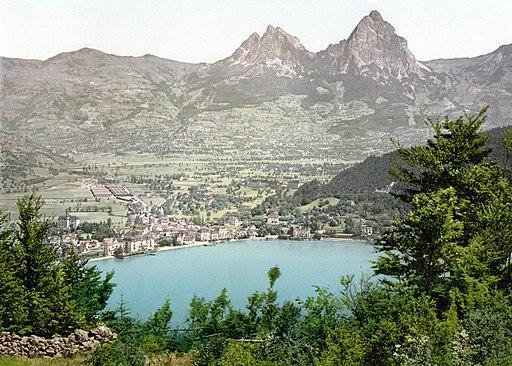 Brunnen Vierwaldstaettersee 1900