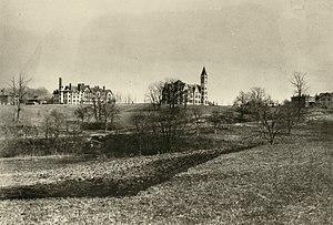 Mary Garrett - Bryn Mawr College