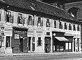 Budapest I., Apród utca 1-3, az épületben jelenleg a Semmelweis Orvostörténeti Múzeum található. Fortepan 8807.jpg