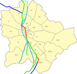 Metro Karte Budapest.Metro Line M5 Budapest Metro Wikipedia