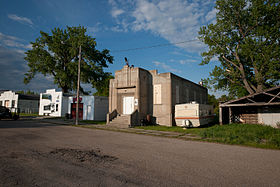 Buildings in Venturia, North Dakota 6-11-2009.jpg