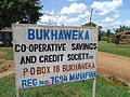 Bukhaweka sign post.JPG