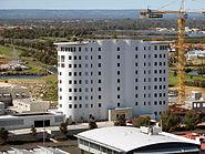 Bunbury - wheat silo residential conversion