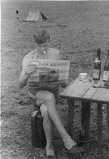 Das Reich (newspaper) periodical literature