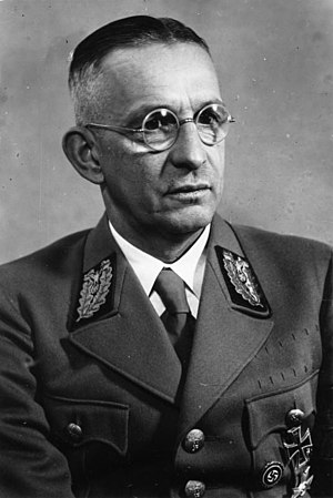 Alfred Meyer - Meyer in 1941