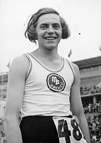 1938 European Athletics Championships - Dora Ratjen's medal in the women's high jump was removed after he revealed himself to be male.