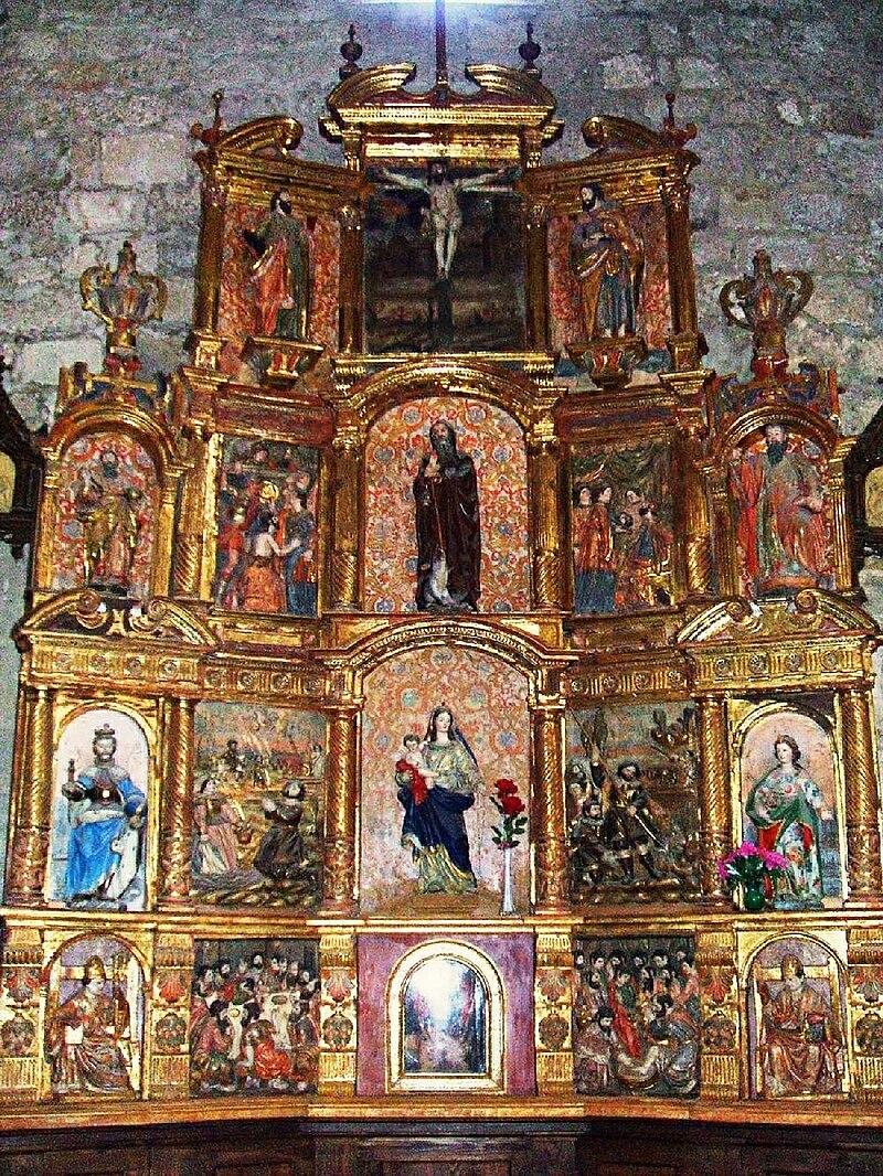 Burgos - San Cosme y San Damian 04.jpg