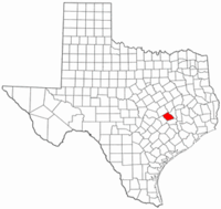 Burleson County Texas.png
