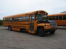 Autocar Scolaire Wikipédia