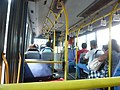 Bus from the airport at Dabolim to Goa's Calangute beach.jpg