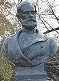 Bust of Confederate Brigadier General William E. Baldwin.jpg