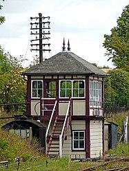 Butterley CF Signal Box (6097418219).jpg