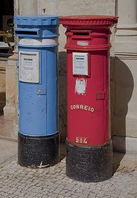 Correios de portugal wikipedia la enciclopedia libre - Buzones de correos madrid ...