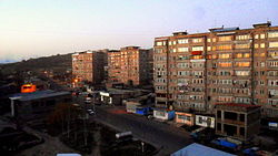 Byureghavan, view from the town.jpg