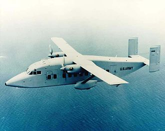 Short C-23 Sherpa - C-23B Sherpa