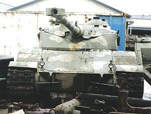 AMX-30 - The 1955 Char Batignolles-Châtillon.